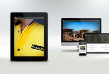 Brochure Design, Web Design Gold Coast / Civil Australia