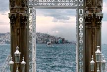"Istanbul City / ""If the Earth were a single state, Constantinople would be its capital."" (Napoleon Bonaparte)"