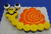 Turbo Birthday Party / Birthday Party ideas to create a Turbo the snail themed birthday party, complete with games, food ideas, crafts and decorations.