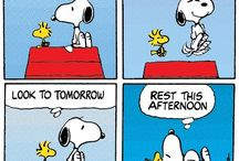 Today's Comic Strip / by Snoopy