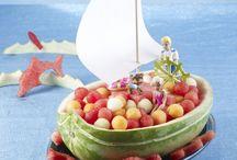 Barquinho . Mar . Peixinho . Nemo . Piratas / Inspiracao festa Barquinho . Mar . Peixinho . Nemo  . Piratas / by marcela geraldes