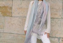 Изысканное украшение,способное согреть и подчеркнуть стиль / Французский роскошный шарф на границе моды и традиции от элитного бренда Petrusse,  красочный и теплый, согревает так же, как  десятки лет назад