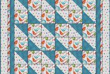 quilt mønster