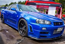 GT-Rticles / The GT-R is quite newsworthy - we've collected these clippings that showcase Nissan's flagship supercar. / by Nissan