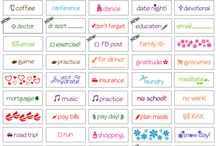 Planner - Stickers