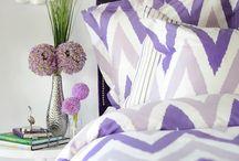 Purple Home Decor / Purple decor for the home.  Everything purple for the home.  Decorating your home in purple.  Purple decorating ideas for the home.