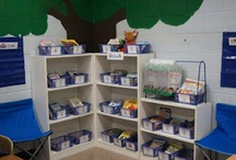 Classroom- Organization / by Jennifer Moulton