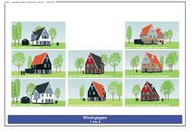 Nautisch Eiland / Dit nieuwe project wordt door OBV samen met Groothuis Wonen ontwikkeld. In totaal komen er 22 kavels in verkoop (van 240 tot 520 m2) waarop tien vrijstaande woningen en twaalf tweekappers worden gebouwd.