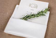 wedding tables / by Lauren Bateman