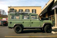 Auto's / Jeeps and trucks