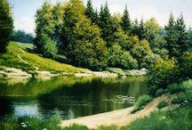 natural panorama