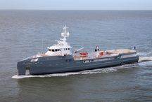 Superyacht Support Vessels