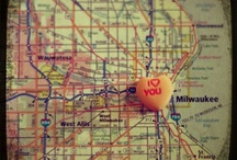 """For the LOVE of Milwaukee / A few Milwaukeeans brag about the food, arts, culture and history in our """"big city with a small town feel."""" / by Kari Couture"""