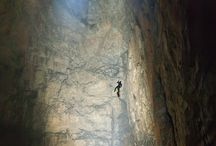 Caves and canyons / by Bob Rivard