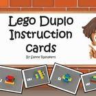 Lego Duplo návody