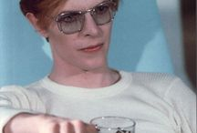 The Man who fell to Earth / Images and Videos of David Bowie