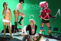 Extreme Character Drawing @ Gnomon School of Visual Effects / Gallery Girl model every 3rd Friday of the month at Gnomon School of Visual Effects.  TIME: 8:00pm - 11:00pm COST: ONLY $10 PrePaid or $15 at the Door