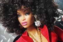 Barbie negrs