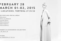 White Milano / Milano Fashion week