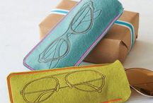(sun) glasses - case