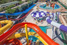 """Sirenis Aquagames  IBIZA /   El nuevo parque acuático """"Sirenis Aquagames"""" está situado en el conocido hotel  Sirenis Seaview Country Club, de 4* de  Port des Torrent, San José.  El parque acuático tiene una superficie de 4.500 m2   / by SIRENIS HOTELS & RESORTS"""