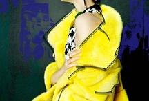 FASHION / Fashion editorials, beautiful shots, models, designers and clothing.