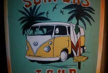 Surf Art / Suuuurf!