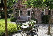 düşlerimdeki bahçeli ev