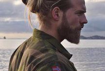 Man bun / Long hair dont CARE