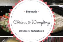 In The Kitchen / Emergency Preparedness and Self-sufficiency tips and tricks for the kitchen!