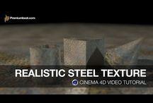 C4D - Texture