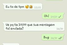 WhatsApp conversas