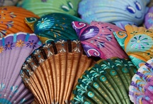Craft: Painted shells