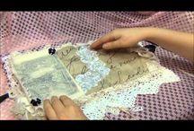 Lace book tutorials / by Yvonne Fairfax-Jones