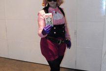 Haru Okumura (Persona 5) / Noir outfit from the Metaverse #haru  #okumura #persona5 #cosplay #rydia