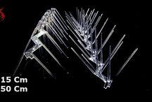 Plastik Kuş Kovucu Diken ve Kuşkonmaz Bariyer Sistemleri / Plastik Kuşkonmaz Dikenleri Detaylı Bilgi ve Sipariş için  http://www.plastikkuskonmaz.com