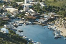 Aegean Islands - Cyclades / A small collection of images of the Cyclades island group...