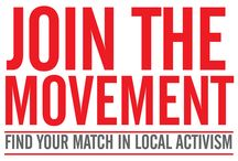 """Join the Movement! / """"Join the Movement: Find Your Match in Local Activism"""" on Thursday, May 14, 2015 from 6:00 – 8:00pm in the Legacy Building of the National Civil Rights Museum.This is an opportunity to learn more about civil and human rights organizations in the area, how they are making a difference in the community, the work that lies ahead and how to get involved. Representatives from various organizations will be on hand to answer questions and connect individuals to a movement."""
