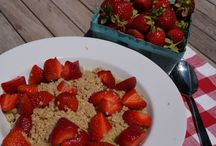 PCOS Breakfast Ideas and Recipes / Breakfast recipes for polycystic ovary syndrome.