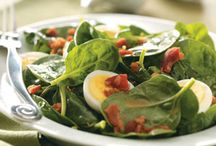 Salad Ideas / by Melodee Paul