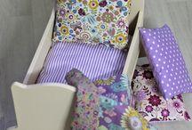 деревянные кроватки для кукол