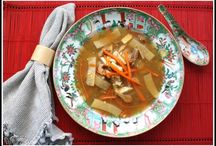 Soups / by Suzanne King