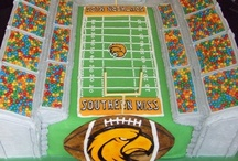 Southern Miss Cakes and Cupcakes / by Southern Miss Athletics