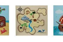 Fantasy Fields - Pirates Island / Pirates Island Furniture from Fantasy Fields.