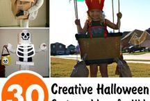 Disfraces y Halloween