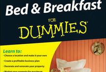 Bed and Breakfast ideas / Continuing to evolve with new ideas for our bed and breakfast