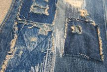 jeans przeszycia