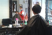 Sir Salon / Popular brands of men's barber in Medan