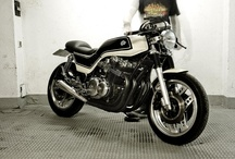 Honda CB 900 Bold`Or