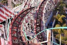 Amusement Parks- USA